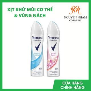 Xịt Khử Mùi REXONA Cơ Thể & Vùng Nách thumbnail