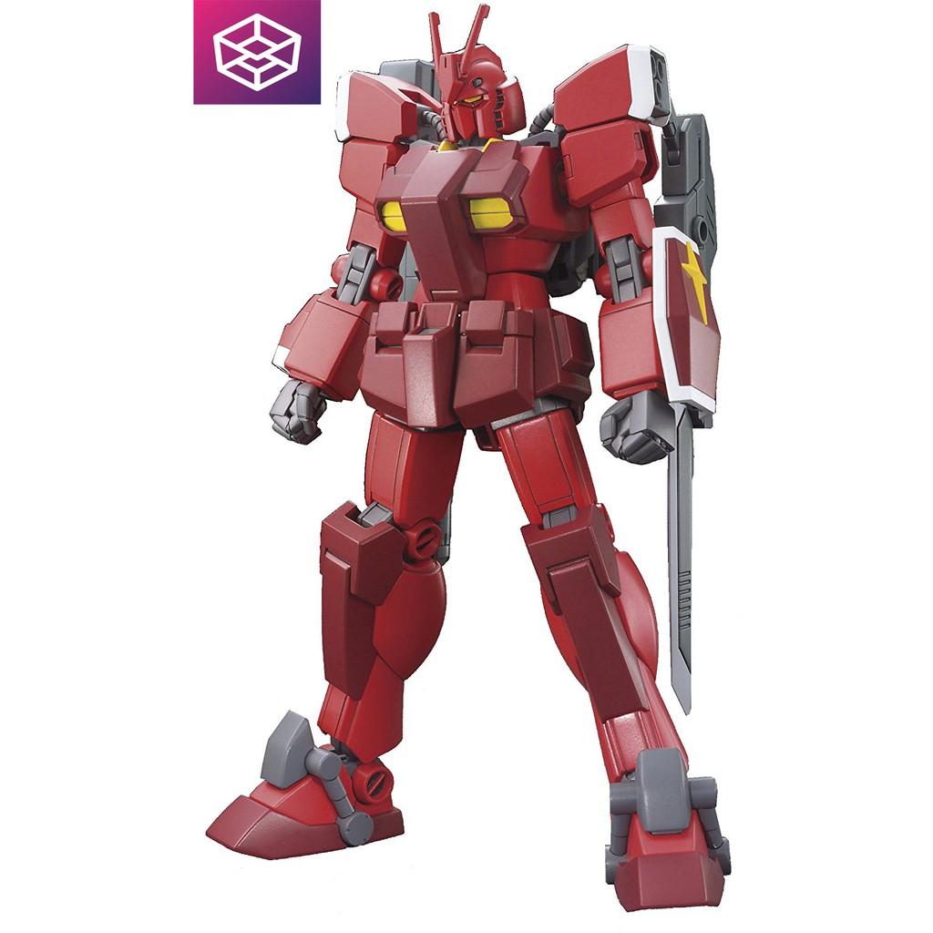 Mô hình lắp ráp BANDAI High Grade Build Fighter Amazing Red Warrior
