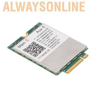 Mô đun T77W595 4G LTE 150 Mbps dành cho HP EliteBook G3 G4 (745 755 820 840 850) ProBook G2 thumbnail