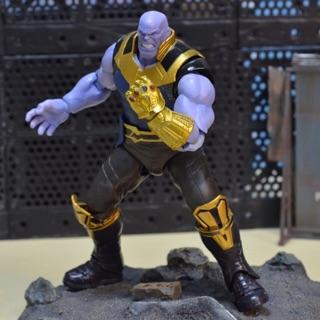 Mô hình Thanos trong Infinity War