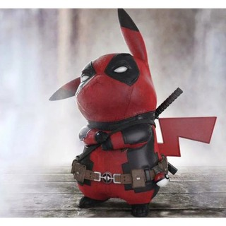 Deadpool Marvel PVC Action Figure Statues Model Toys Gifts