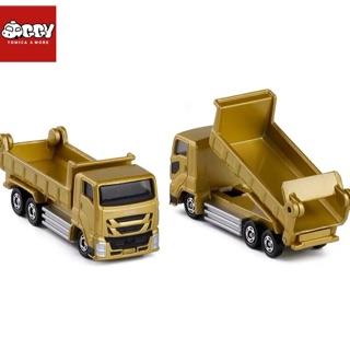 Xe mô hình Tomica Isuzu Giga Dump Truck