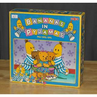 HÀNG CŨ THIẾU – Hộp game Bananas In Pyjamas