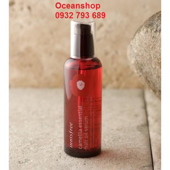 Tinh Dầu Dưỡng Tóc Phục Hồi Tóc Innisfree Camellia Essential Hair Oil Serum (Bill mua ảnh bên cạnh) - 2397464 , 690269396 , 322_690269396 , 289000 , Tinh-Dau-Duong-Toc-Phuc-Hoi-Toc-Innisfree-Camellia-Essential-Hair-Oil-Serum-Bill-mua-anh-ben-canh-322_690269396 , shopee.vn , Tinh Dầu Dưỡng Tóc Phục Hồi Tóc Innisfree Camellia Essential Hair Oil Serum (Bill