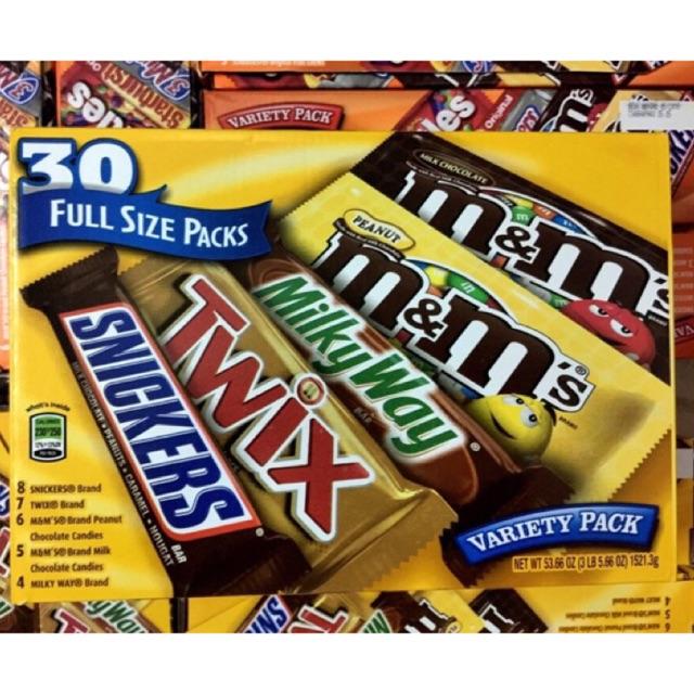 [Date 4,5/2018]-Kẹo socola tổng hợp 30 gói của Mỹ- 1,5kg - 3034833 , 721780530 , 322_721780530 , 650000 , Date-45-2018-Keo-socola-tong-hop-30-goi-cua-My-15kg-322_721780530 , shopee.vn , [Date 4,5/2018]-Kẹo socola tổng hợp 30 gói của Mỹ- 1,5kg