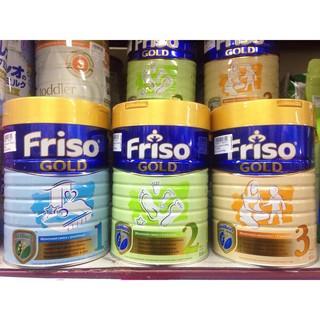 Sữa Friso Nga Số 1 2 3, lon 800g, Hàng Chuẩn, Giá Tốt Date mới nhất 2021 thumbnail