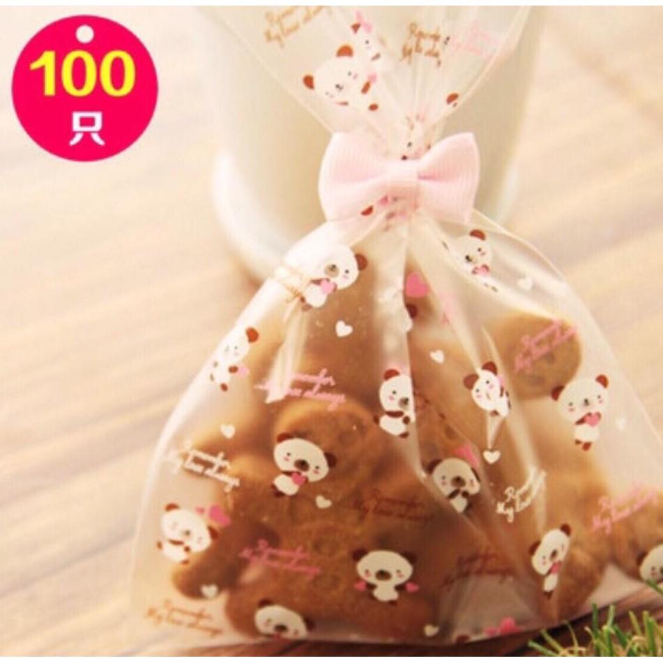 ❣Túi cookie gấu nhỏ 12x20.5cm - 2731268 , 110916057 , 322_110916057 , 9000 , Tui-cookie-gau-nho-12x20.5cm-322_110916057 , shopee.vn , ❣Túi cookie gấu nhỏ 12x20.5cm