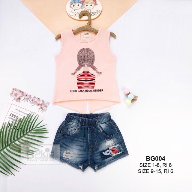 1671508458 - Combo hàng sỉ: Bộ short jean, áo croptop và đầm công chúa