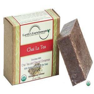 Xà phòng thảo mộc hữu cơ hương Chai La Tea.