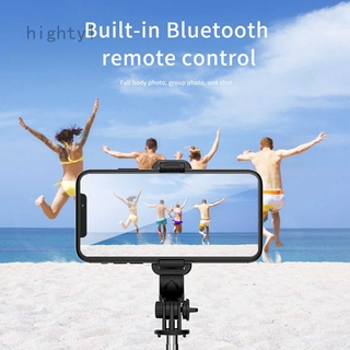 Q02 Tripod selfie stick Multifunctional bluetooth tripod selfie stick