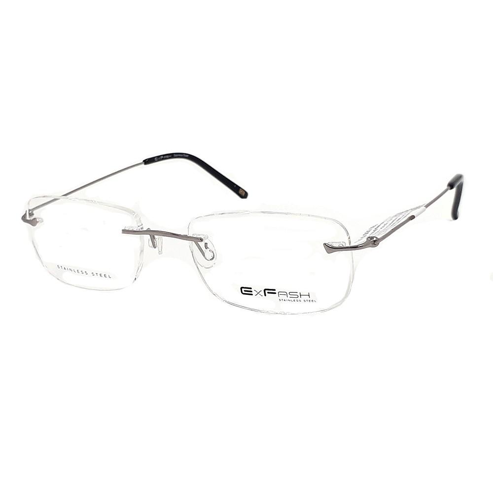 kính cận EXFASH EF5512 905 BẢO HÀNH VĨNH VIỄN, CHÍNH HÃNG HÀN QUỐC (tròng cận 0 độ)