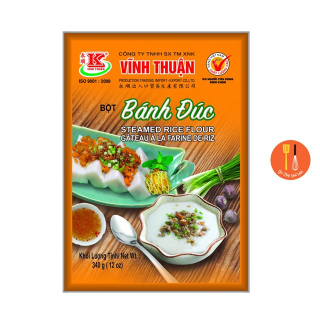 Bột bánh đúc Vĩnh Thuận 340g