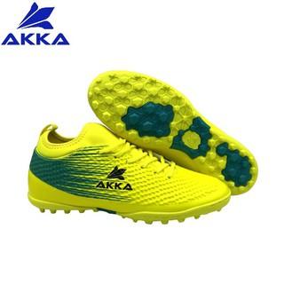 Giày đá banh chính hãng AKKA CONTROL 2 TF - Xanh Nõn thumbnail