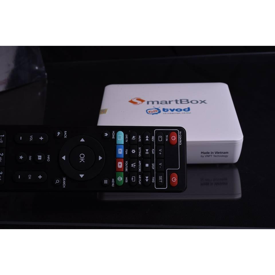 Điều khiển dùng cho SmartBox 2 ATV MyTV VNPT Technology hàng chính hãng