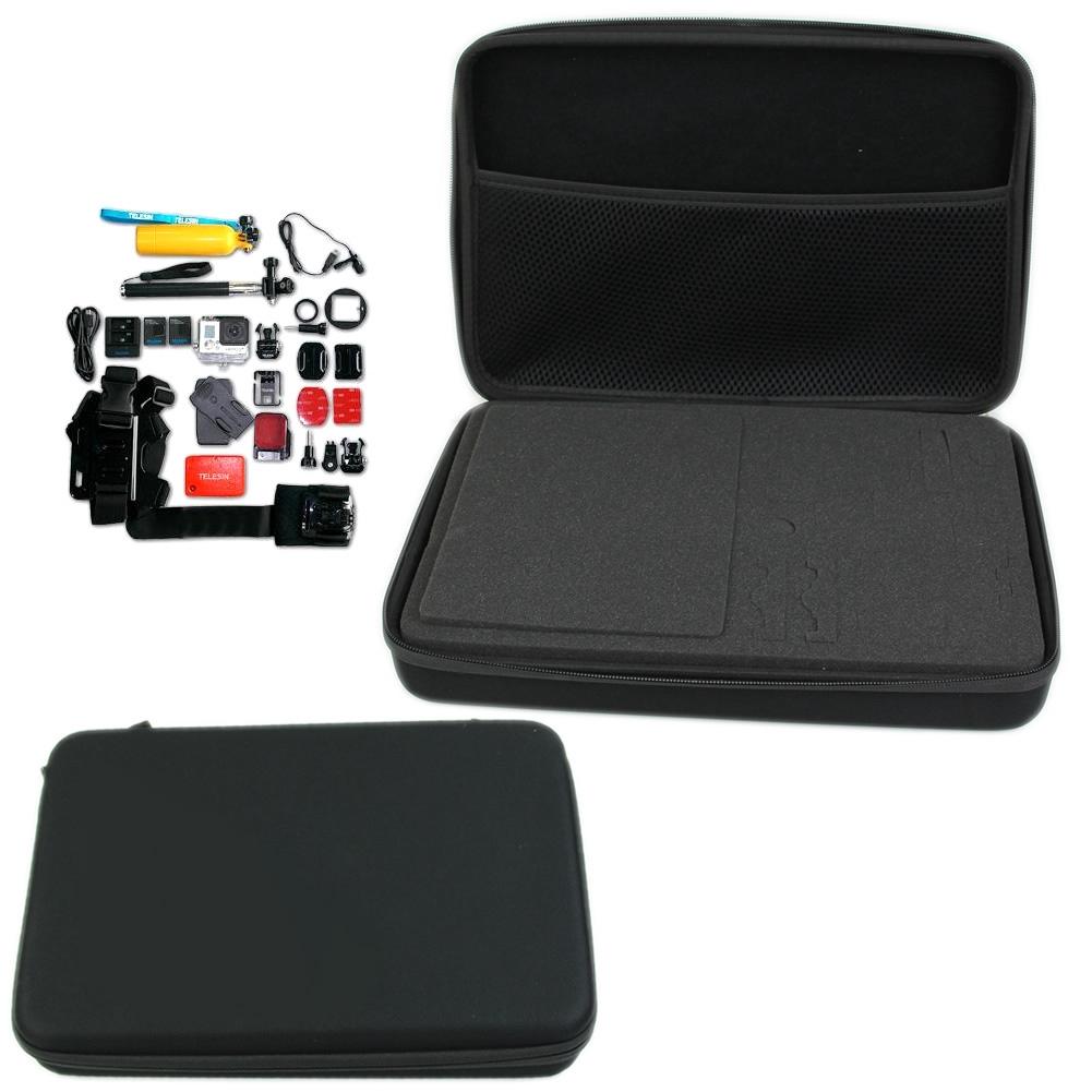 Túi kích thước lớn đựng phụ kiện cho camera GoPro Hero 3+ 3 2 1 - 22363689 , 2712659422 , 322_2712659422 , 136275 , Tui-kich-thuoc-lon-dung-phu-kien-cho-camera-GoPro-Hero-3-3-2-1-322_2712659422 , shopee.vn , Túi kích thước lớn đựng phụ kiện cho camera GoPro Hero 3+ 3 2 1
