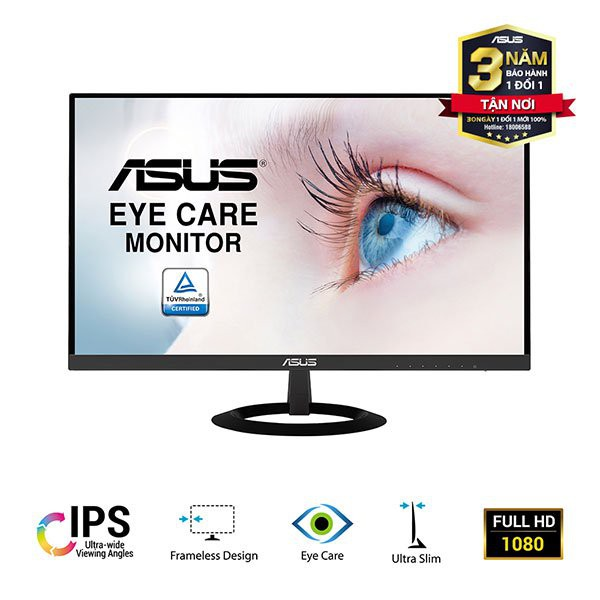LCD ASUS 24 INCH VZ249HE NEW