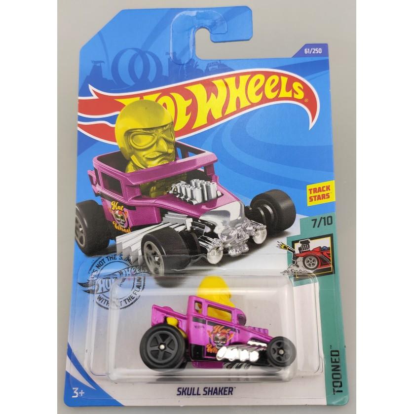 Xe mô hình Hot Wheels XGR Skull Shaker GHD46