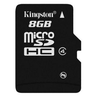 [Mã ELFLASH5 giảm 20K đơn 50K] Thẻ nhớ Kingston 8G