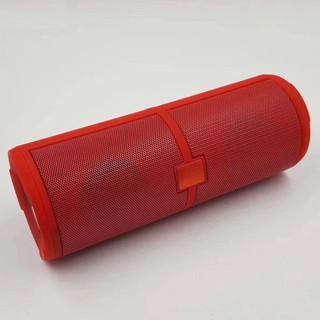Loa Bluetooth SUNTEK S10 (Đỏ) + Tặng củ sạc USB