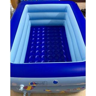 Bể phao bơi 3 tầng 1m5- chính hãng Summer Baby