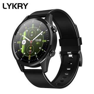 Lykry Đồng hồ thông minh đeo tay F35 chống thấm nước Ip67 đa chức năng kèm phụ kiện tiện dụng
