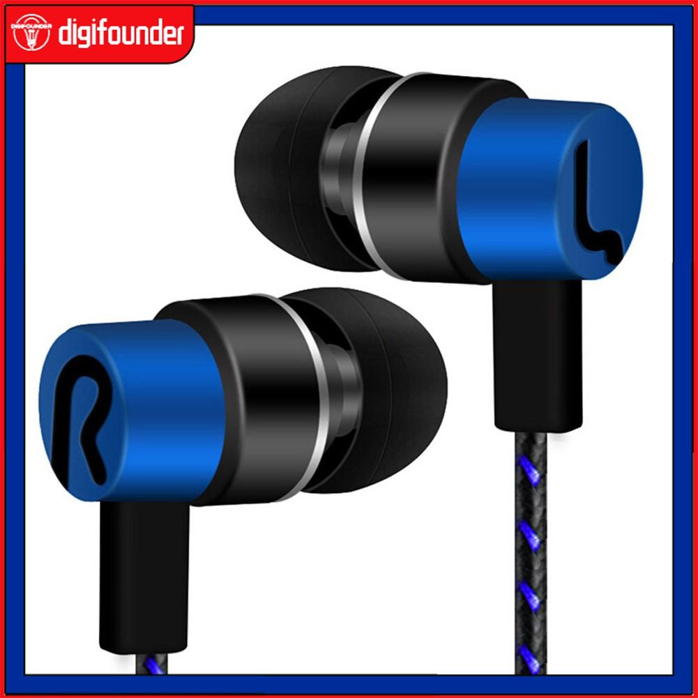 Tai nghe nhét tai DG 3.5mm chuyên dụng cho điện thoại Samsung