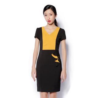 The One Fashion đầm công sở DDC0593 thumbnail
