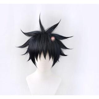 Bộ tóc giả màu xanh đen dùng hóa trang nhân vật Jujutsu Kaisen Fushiguro Megumi