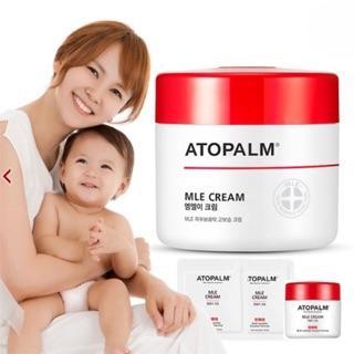 Kem dưỡng da, phục hồi da chàm, viêm da cơ địa ATOPALM Cream 65ml và 100ml, 160ml thumbnail