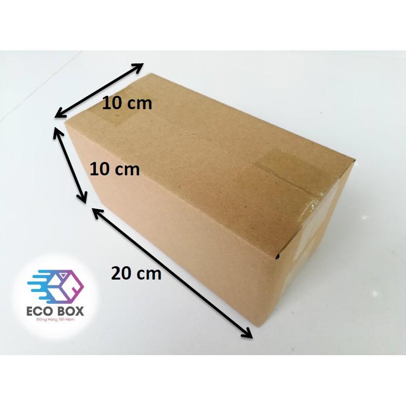 20x10x10 Hộp carton đóng hàng