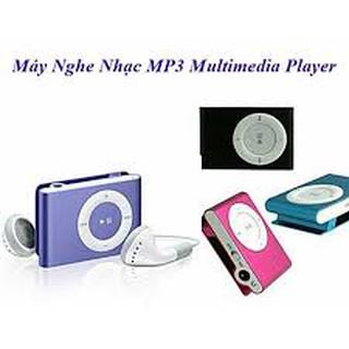 Máy Nghe Nhạc Mp3 Mini Có Tai Nghe, cáp sạc Bh 3 Tháng thumbnail