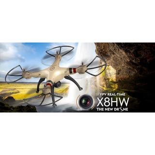 Flycam Syma X8HW Wifi
