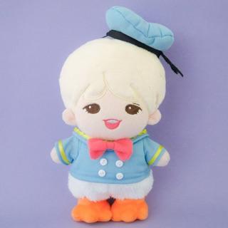 Fullset Zimy Su 20cm ( outfit Vịt Dolnald ) – BTS doll