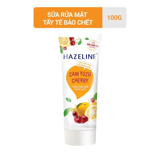 Sửa rửa mặt Hazeline 100gr