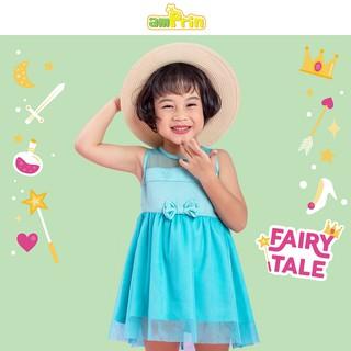 Đầm vải bé gái Amprin D573 thumbnail