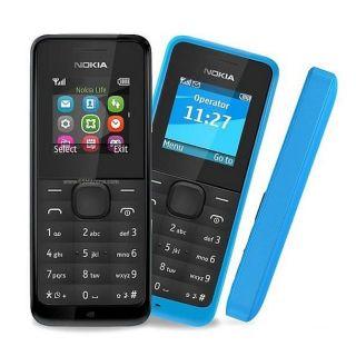Điện thoại nokia 105 ( 1 sim 2015 cũ 99% hàng cty nokia )