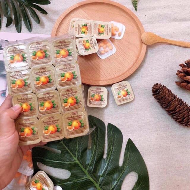 Kẹo C Trái Tim Thái Lan - Vỉ 24 Hộp
