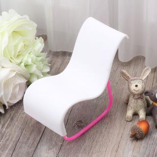 ohmg* Rocking Beach Chair Furniture Lounge Babie Doll Accessories Girl Toy Dollhouse