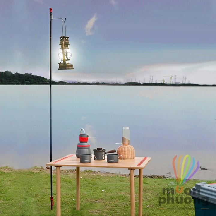 [FRSHIP 70K] Cây thanh trụ treo đèn máy ảnh điện thoại đa năng cắm trại dã ngoại SUNDICK - MUÔN PHƯƠNG SHOP