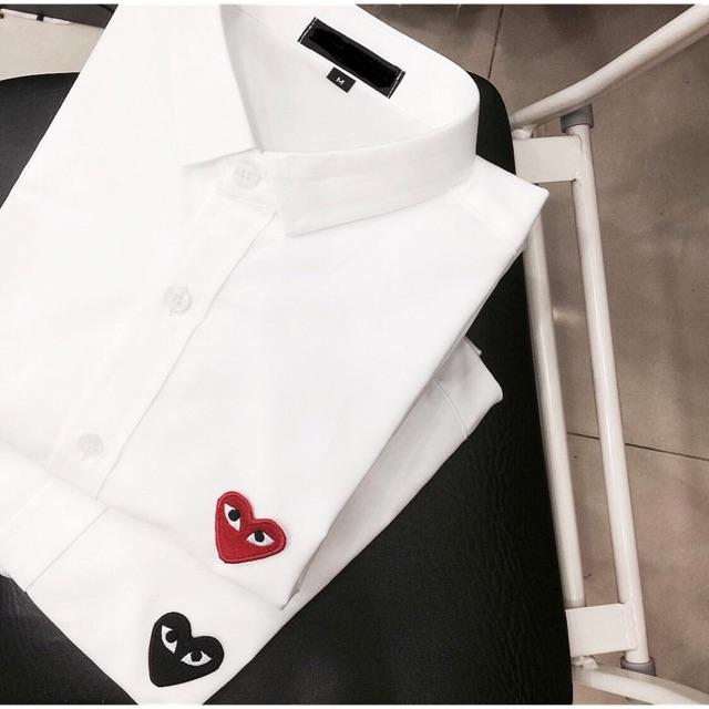 CDG shirt - 2923320 , 1143468565 , 322_1143468565 , 165000 , CDG-shirt-322_1143468565 , shopee.vn , CDG shirt