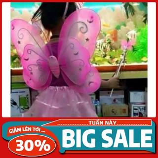 [GIÁ PHÁ ĐẢO] Bộ đồ váy cánh bướm cho bé