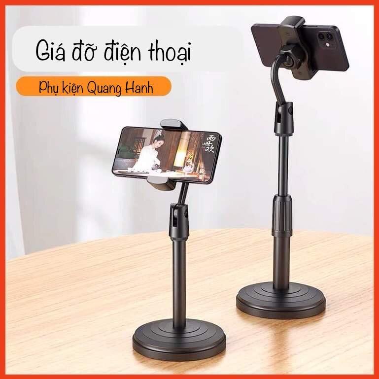 [Hàng Loại 1] Giá Đỡ Điện Thoại livestream xem video Ổn Định Xoay 360 Độ dùng để Quay Phim Ghi Hình Đa Dụng