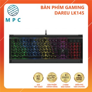 Bàn phím Gaming DAREU LK145 – Chính hãng Mai Hoàng – Bảo hành 24 tháng