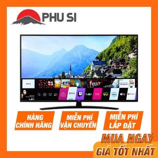 [Mã ELMSHX03 hoàn 6% xu đơn 2TR] [MIỄN PHÍ LẮP ĐẶT - VẬN CHUYỂN] Smart Tivi LG 4K 65 inch 65UN7400PTA thumbnail