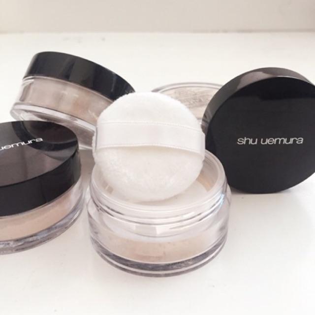 Kết quả hình ảnh cho Phấn Phủ Shu Uemura The Lightbulb Glowing Face Powder 2g (Mini)