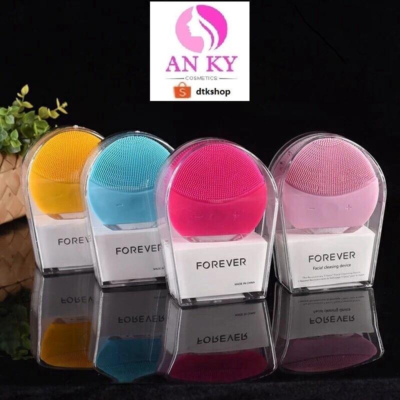 Máy rửa mặt Forever mini hàng nội địa Trung
