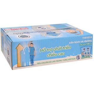 Sữa tươi CGHL Cao Khỏe Bịch (24b/thùng)