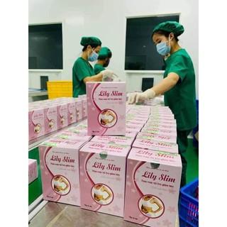 Giảm Cân Lily Slim – Cam Kết Giảm 5-8kg , Hoàn Tiền Nếu Không Giảm