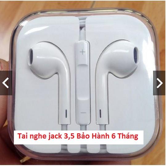 Tai Nghe IPhone - Apple 5/5s/6/6s/6p Bảo Hành 6 Tháng