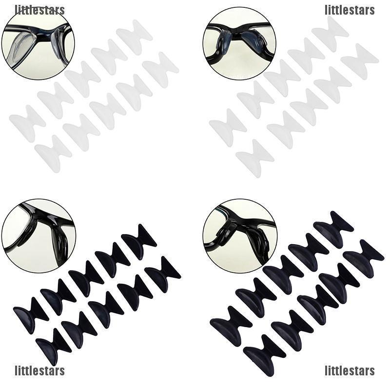 5 cặp đệm mũi chống trượt cho mắt kính